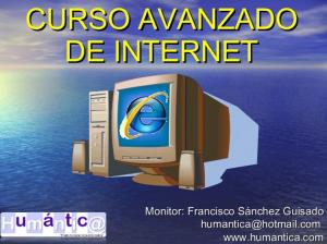 Curso Avanzado de Internet