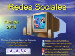 Curso de redes sociales: Twitter, Pinterest, Google+, Facebook...