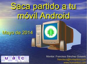 Curso de Android: Saca partido a tu móvil Android