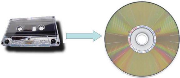 cassette a CD