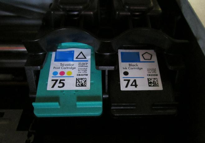 Cartucho de impresoras