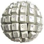 teclado esférico