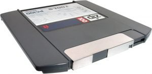 disquete comprimido ZIP