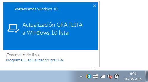 Windows 10 instalar