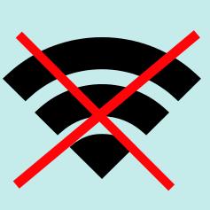 ¿Por que no me puedo conectar a la red WI-FI?
