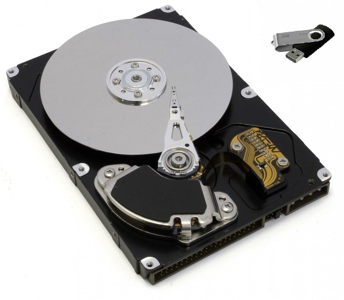Cómo reparar un disco duro o pendrive dañado.