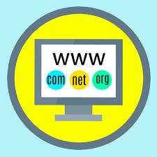Elegir un buen nombre de dominio para una web.