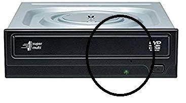 Cómo sacar el CD/DVD de la unidad si tener que encender el ordenador.